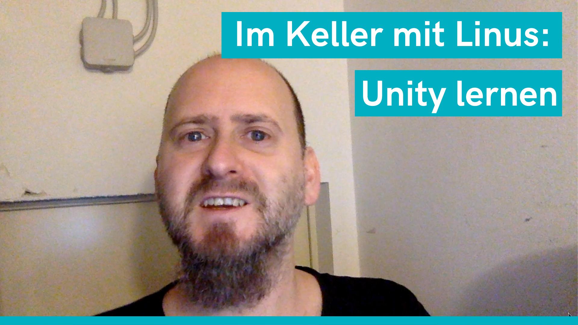 unity lernen