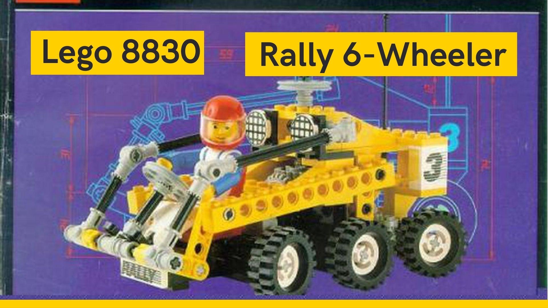 Lego Raupe